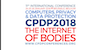Computers, Privacy & Data Protection - THE INTERNET OF BODIES -24 25 26 January - Brussels
